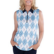 Jofit Women's Sleeveless Golf Polo