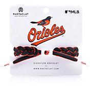 Rastaclat Baltimore Orioles Infield Braided Bracelet