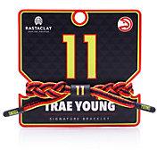Rastaclat Atlanta Hawks Trae Young Braided Bracelet
