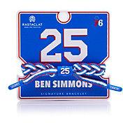 Rastaclat Philadelphia 76ers Ben Simmons Braided Bracelet