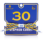 Rastaclat Golden State Warriors Stephen Curry Braided Bracelet