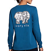 Ivory Ella Women's Jungle Long Sleeve T-Shirt