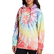 Ivory Ella Women's Rainbow Tie Dye Hoodie