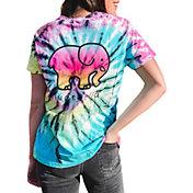 Ivory Ella Swirl Short Sleeve T-Shirt