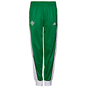 Kappa Men's Betis Retro Green Pants
