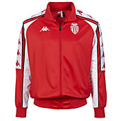 Kappa Men's AS Monaco Retro Red Jacket