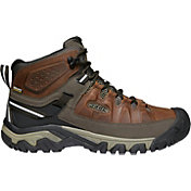 KEEN Men's Targhee III Mid Waterproof Hiking Boots