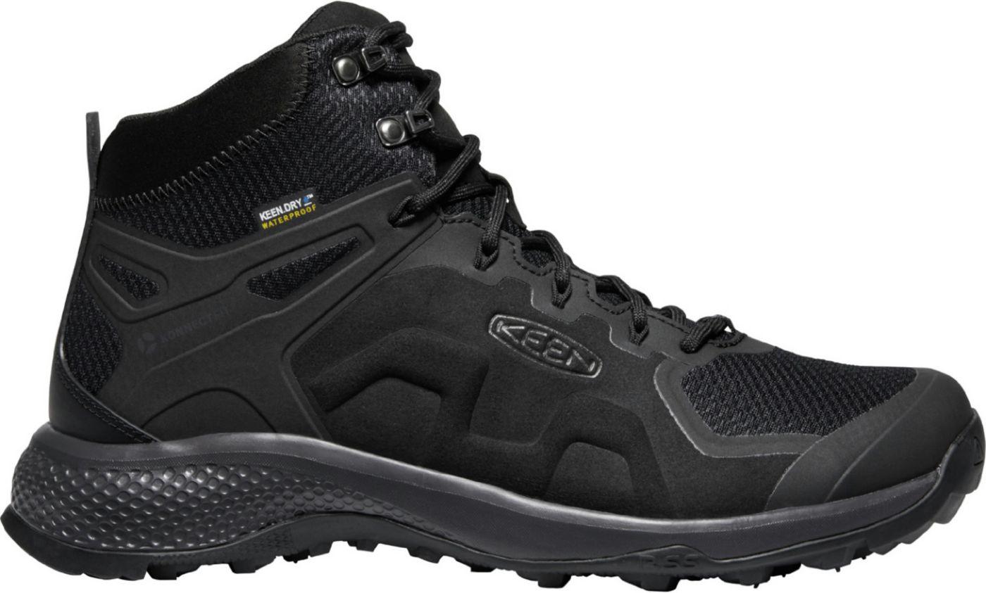 KEEN Men's Explore Mid Waterproof Hiking Boots