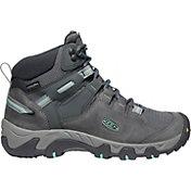 KEEN Women's Steens Mid Waterproof Hiking Boots