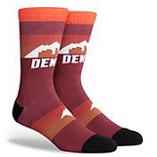 PKWY 2020-21 City Edition Denver Nuggets Crew Socks