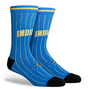 PKWY 2020-21 City Edition Indiana Pacers Crew Socks