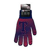 Sports Vault Texas Rangers BBQ Glove