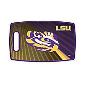 Sports Vault LSU Tigers Cutting Board