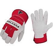 Sports Vault Atlanta Falcons Work Gloves