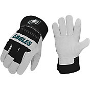 Sports Vault Philadelphia Eagles Work Gloves