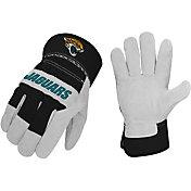 Sports Vault Jacksonville Jaguars Work Gloves