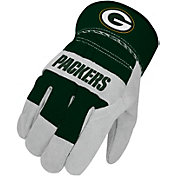 Sports Vault Green Bay Packers Work Gloves