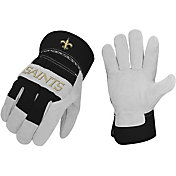 Sports Vault New Orleans Saints Work Gloves