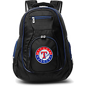 Mojo Texas Rangers Colored Trim Laptop Backpack