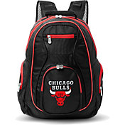 Mojo Chicago Bulls Colored Trim Laptop Backpack