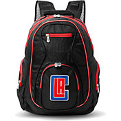 Mojo Los Angeles Clippers Colored Trim Laptop Backpack