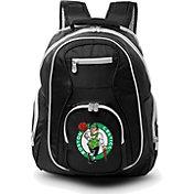 Mojo Boston Celtics Colored Trim Laptop Backpack