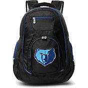 Mojo Memphis Grizzlies Colored Trim Laptop Backpack