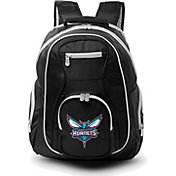 Mojo Charlotte Hornets Colored Trim Laptop Backpack