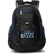 Mojo Utah Jazz Colored Trim Laptop Backpack