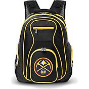 Mojo Denver Nuggets Colored Trim Laptop Backpack