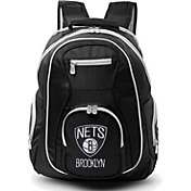 Mojo Brooklyn Nets Colored Trim Laptop Backpack