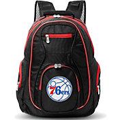 Mojo Philadelphia 76ers Colored Trim Laptop Backpack
