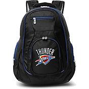 Mojo Oklahoma City Thunder Colored Trim Laptop Backpack