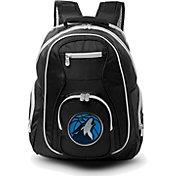 Mojo Minnesota Timberwolves Colored Trim Laptop Backpack