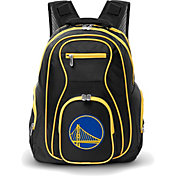 Mojo Golden State Warriors Colored Trim Laptop Backpack
