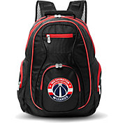Mojo Washington Wizards Colored Trim Laptop Backpack