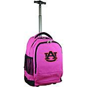 Mojo Auburn Tigers Wheeled Premium Pink Backpack