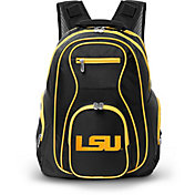 Mojo LSU Tigers Colored Trim Laptop Backpack