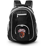 Mojo Montana Grizzlies Colored Trim Laptop Backpack