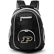 Mojo Purdue Boilermakers Colored Trim Laptop Backpack