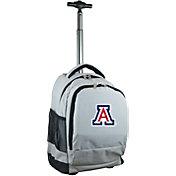 Mojo Arizona Wildcats Wheeled Premium Grey Backpack