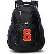 Mojo Syracuse Orange Colored Trim Laptop Backpack