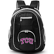 Mojo TCU Horned Frogs Colored Trim Laptop Backpack
