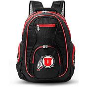 Mojo Utah Utes Colored Trim Laptop Backpack