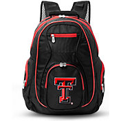 Mojo Texas Tech Red Raiders Colored Trim Laptop Backpack