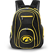 Mojo Iowa Hawkeyes Colored Trim Laptop Backpack