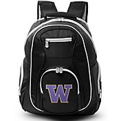 Mojo Washington Huskies Colored Trim Laptop Backpack