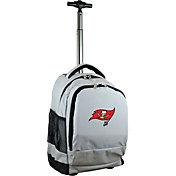Mojo Tampa Bay Buccaneers Wheeled Premium Grey Backpack