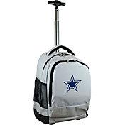 Mojo Dallas Cowboys Wheeled Premium Grey Backpack