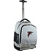 Mojo Atlanta Falcons Wheeled Premium Grey Backpack